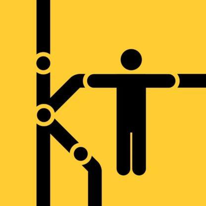 Közlekedő Tömeg logó