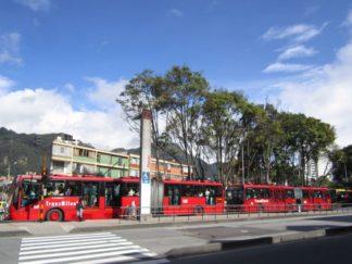Bogotá tömegközlekedése