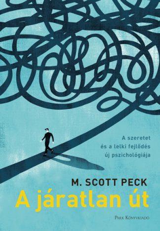 könyvborító, M. Scott Peck, A járatlan út